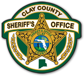 Clay County Sherriff's Office logo