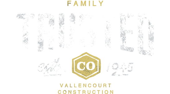 Trusted Family Company Est 1946: Vallencourt Construction